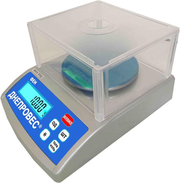 Весы лабораторные ФЕН-300Л (0,01 грамм)