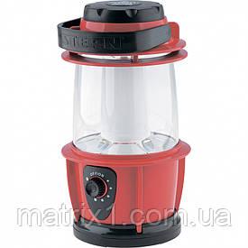 Фонарик кемпинговый, светодиодный, с регулятором яркости, пластиковый корпус, 12 Led, 3хАА, Stern