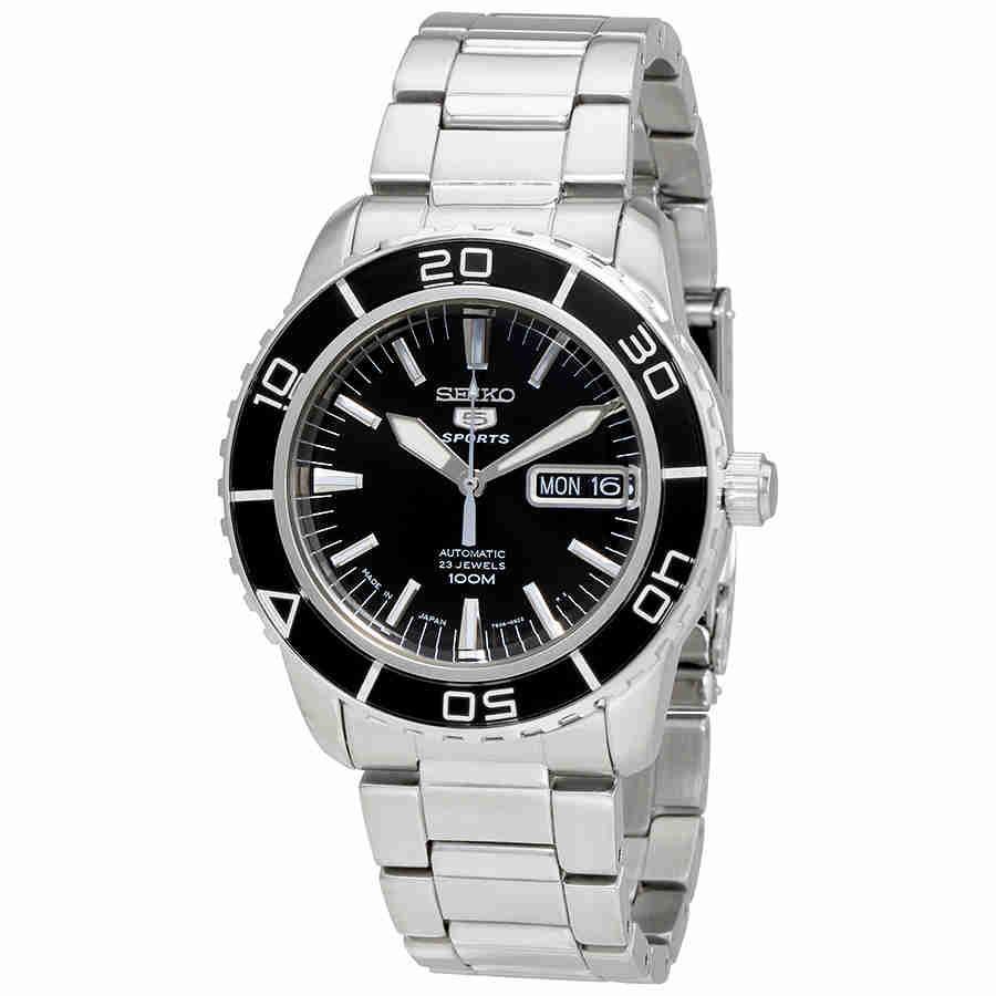 Часы Seiko SNZH55J1 Automatic 7S36