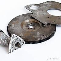 Комплект переоборудования МТЗ переделка на стартер | стартер, плита, маховик