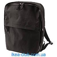 Рюкзак IKEA ФОРЕНКЛА 703.135.64 черный