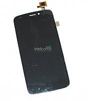 Модуль FLY IQ4410i Phoenix 2 black дисплей экран, сенсор тач скрин Флай