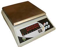 Весы фасовочные ВТЕ-Центровес-Т3-6Б