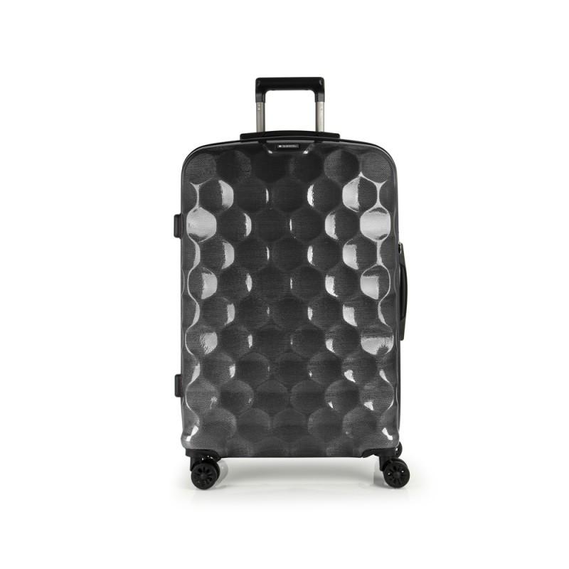 Чемодан на колесах Gabol Air (S) Negro  из поликарбоната, ручная кладь,  бесплатная доставка f55249fc930
