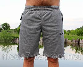 Шорты мужские серые Nike реплика, фото 2