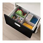 Комплект стеллажа, стола, комода и шкафа IKEA STUVA / FRITIDS 300x50x128 см черный 592.672.62, фото 2