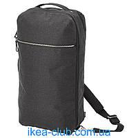 Рюкзак IKEA ФОРЕНКЛА 503.736.05 темно-серый