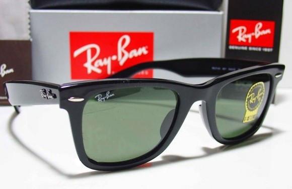 Солнцезащитные очки Ray-Ban Wayfarer Черные. Полный комплект. Топ продаж  Солнцезащитные ... 07fa7078984b1
