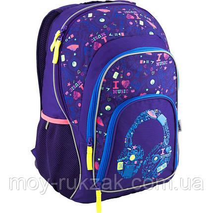 Рюкзак молодёжный Kite Junior K18-950M, фото 2