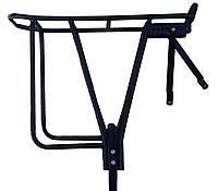 """Багажник для горного велосипеда  24- 29"""" стальной под дисковый тормоз"""