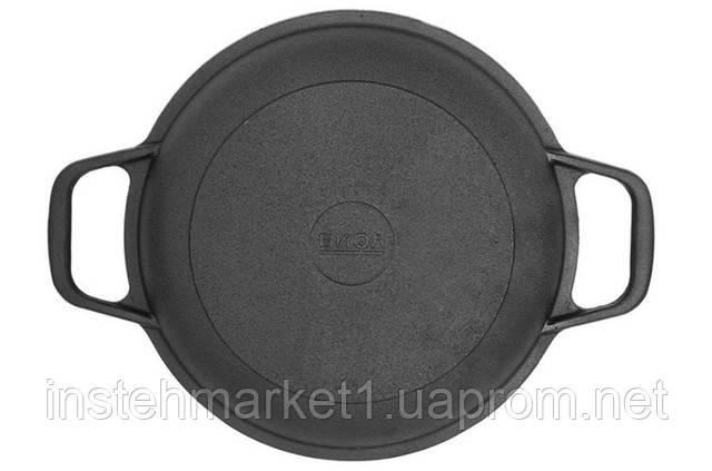 Сковородка-крышка БИОЛ 02042 (диаметр 220 мм) чугунная чугунная в интернет-магазине