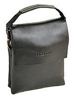 Мужская сумка из кожзама DR. BOND 205-2 black, фото 1