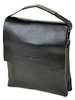 Мужская сумка-планшет DR. BOND 205-3 black, фото 1