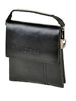 Мужская сумка из иск. кожи DR. BOND 210-1 black, фото 1