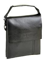 Мужская сумка-планшет DR. BOND 210-2 black, фото 1