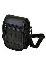 Мужская сумка-планшет Leastat 304-3 black, фото 1