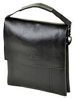 Мужская сумка-планшет DR. BOND 210-3 black, фото 1