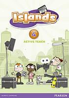 Islands 4 Active Teach