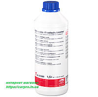 Антифриз синий G11 концентрат охлаждающей жидкости FEBI 1.5л