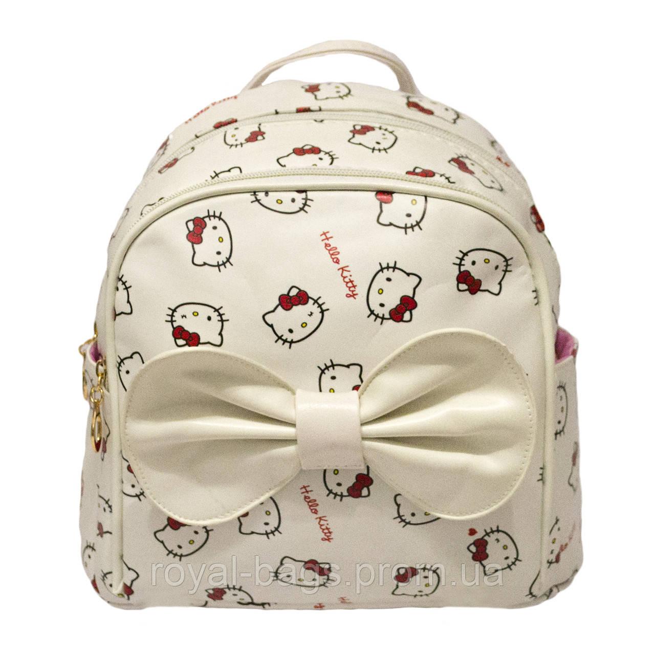 """Детский рюкзак """"Hello Kitty"""" 3 Цвета"""
