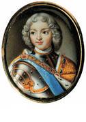 Петро II ( 1727 -1730 )