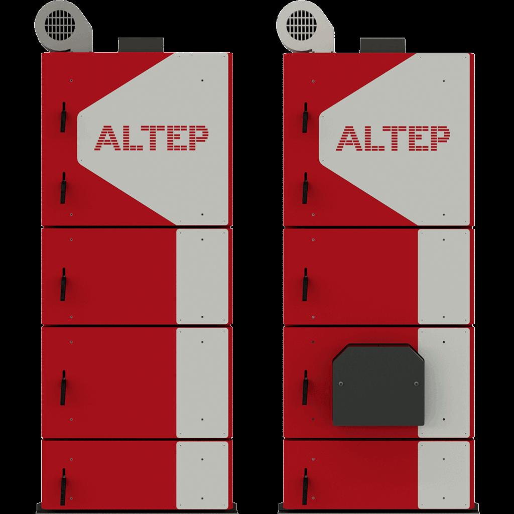 Твердотопливные котлы Altep Duo UNI Plus 120 кВт (Украина)