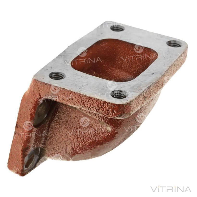Переходник коллектора Д-245 ЗиЛ (колено) | 245-1008014-А(Б) купить в интернет магазине VITRINA™