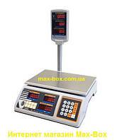 Торговые весы настольные 6 кг DiGi DS-700EP/RS 232