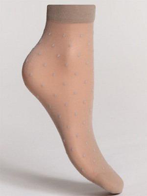Носки капроновые Giulia NN 01