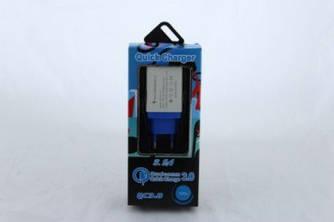 Адаптер QC3.0 Fast Charge USB AR 60