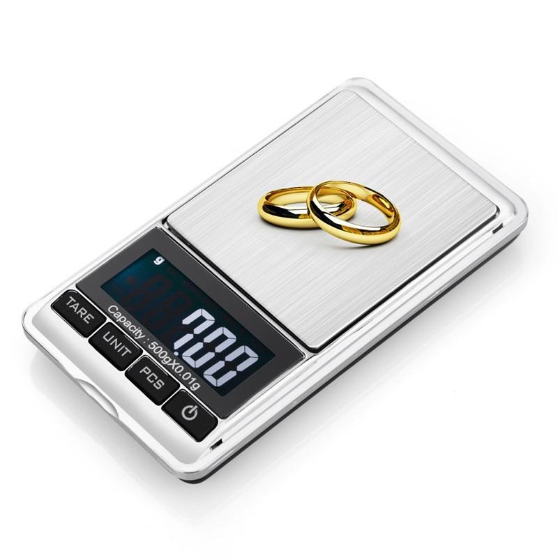 Весы ювелирные DS-NEW-500 (500гр/0.01гр)