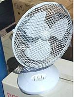 Настольный вентилятор 2 скорости