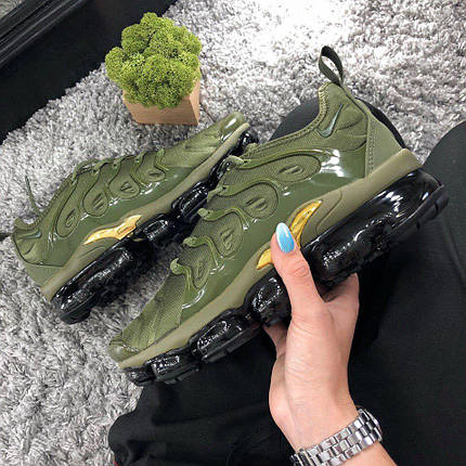 Размер 40-42 !!! Мужские кроссовки Nike Air Vapormax / найк / реплика (1:1 к оригиналу), фото 2