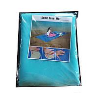 Пляжная подстилка анти-песок Sand Free Mat 2*2м