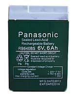 Аккумулятор 6v Panasonic, фото 1