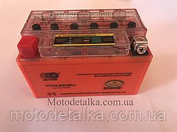 Аккумулятор 7A/12V гель с индикатором , OVTDO.