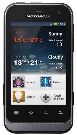 Чехол для Motorola XT320 Defy mini