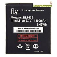 Аккумулятор для мобильного телефона FLY BL7405/ IQ449STRATUS 5