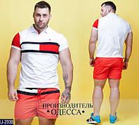 "Мужская летняя футболка "" tommy hilfiger """