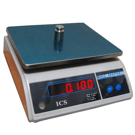 Весы фасовочные ICS-6AW