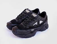 ЧоловічіКросівки Adidas x raf simons ozweego 2 black