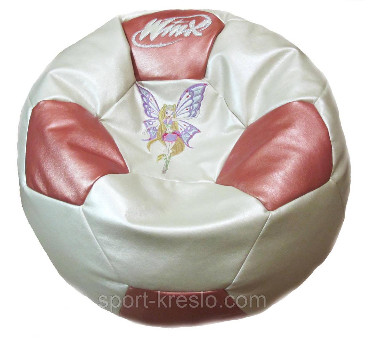Бескаркасное кресло-мяч пуф Winx