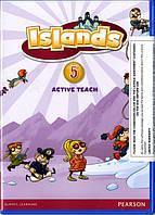 Islands 5 Active Teach