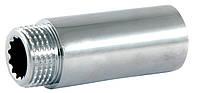 """Удлинитель 1/2"""" 100 мм покрытие хром ASCO Armatura"""