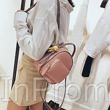 Рюкзак Ami Pink, фото 2