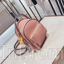 Рюкзак Ami Pink, фото 3