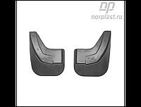 Брызговики Chevrolet Captiva (13-) пер. к-т (NORPLAST)