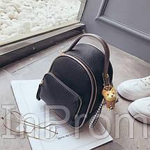 Рюкзак Ami Black, фото 2
