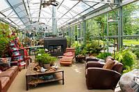 Зимовий сад ― екзотика житлових приміщень