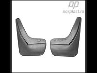 Брызговики Opel Zafira C Tourer (12-) зад. к-т (NORPLAST)